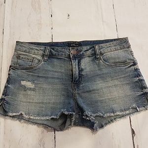 Sts Blue jean shorts Sz 29